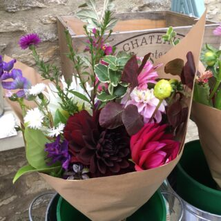 I'm behind on the #flowerfarmerama challlenge... Sometimes I feel I've spent all my energy just trying to get the children ready to go outside! It seems to take forever.Anyway, here goesDay 9 How can your customers find you? We have a website (link in bio).Get in touch with me via email tess@irisandwilf.co.uk or via Instagram or FacebookWe are in East End, Fairford for garden gate sales 🌸🌷🌸Day 10 Who inspires you? My parents mostly... they both worked hard when I was growing up and they support me and help me with so much. I couldn't run this business without them! Flowers wise I love looking at beautiful Instagram accounts like @cakeatelieramsterdam and @silviadekker for inspiration (and I love the Dutch connection 🇳🇱😊) #flowerfarmer #britishflowergrower #flowersofinstagram #freshcutflowers #ecoflowers #sustainablygrownflowers #britishgrownflowers #growninthecotswolds #fairford #cotswolds #smallbusiness